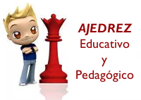 logo ajedrez educativo
